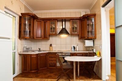Кухня   Бук   Коричневый   Клио 3