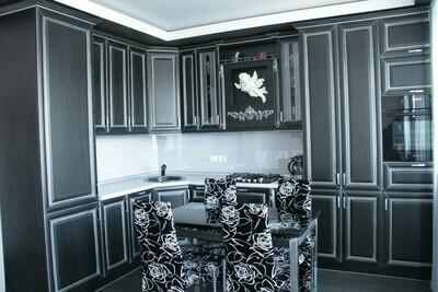 Кухня   Бук   Черный   Наяда