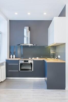 Кухня | Пластик | Lemark | Белый туман