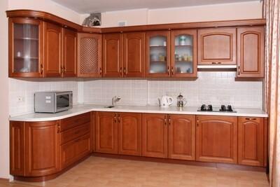 Кухня | Пленка | Рамка | Ольха