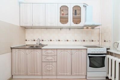 Кухня | Пленка | Рамка | Светлый древесный