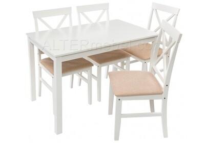 Обеденная группа Чили (стол и 4 стула)