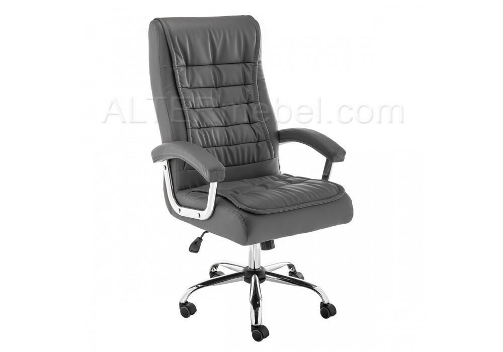Компьютерное кресло Parker темно-серое