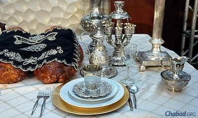 Shabbat Special Lunch