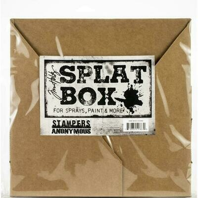 Tim Holtz Splat Box