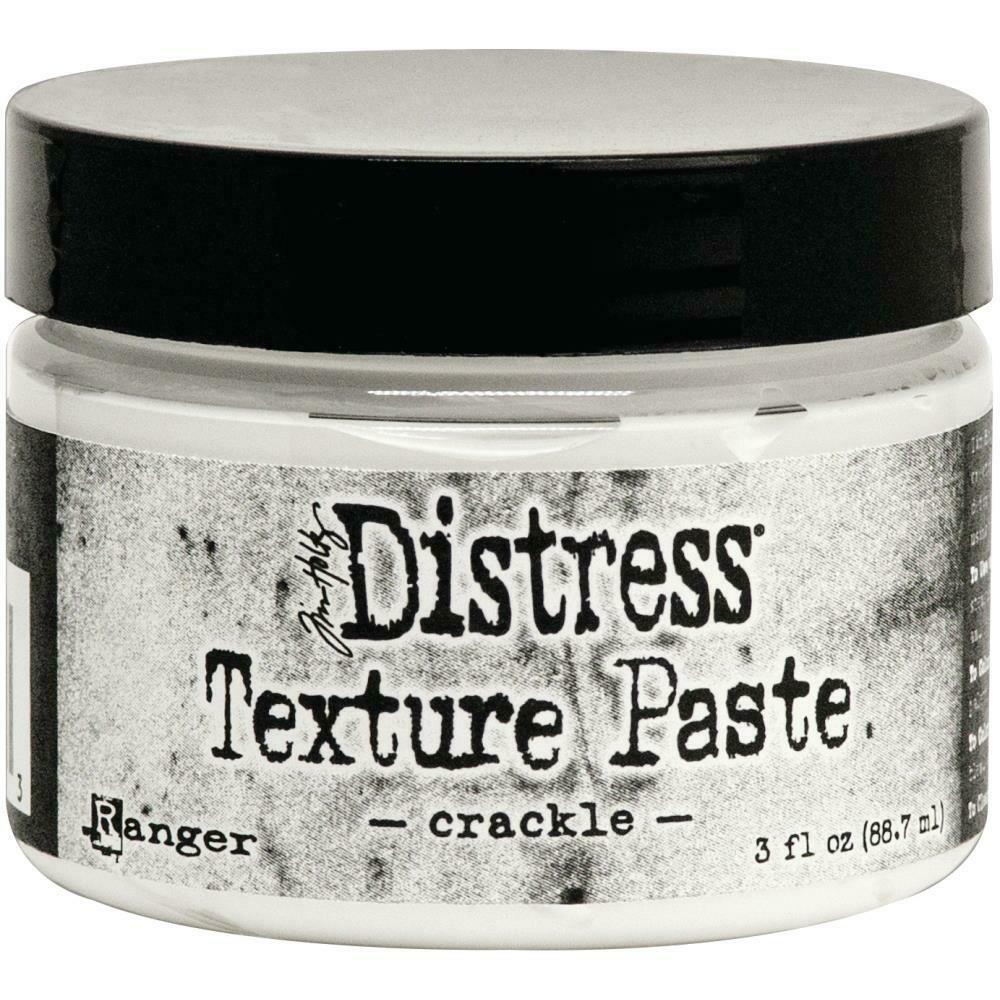 Tim Holtz Distress Texture Paste Crackle 3oz