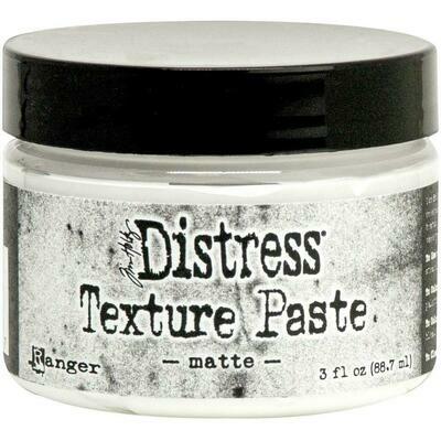 Tim Holtz Distress Texture Paste Matte 3oz