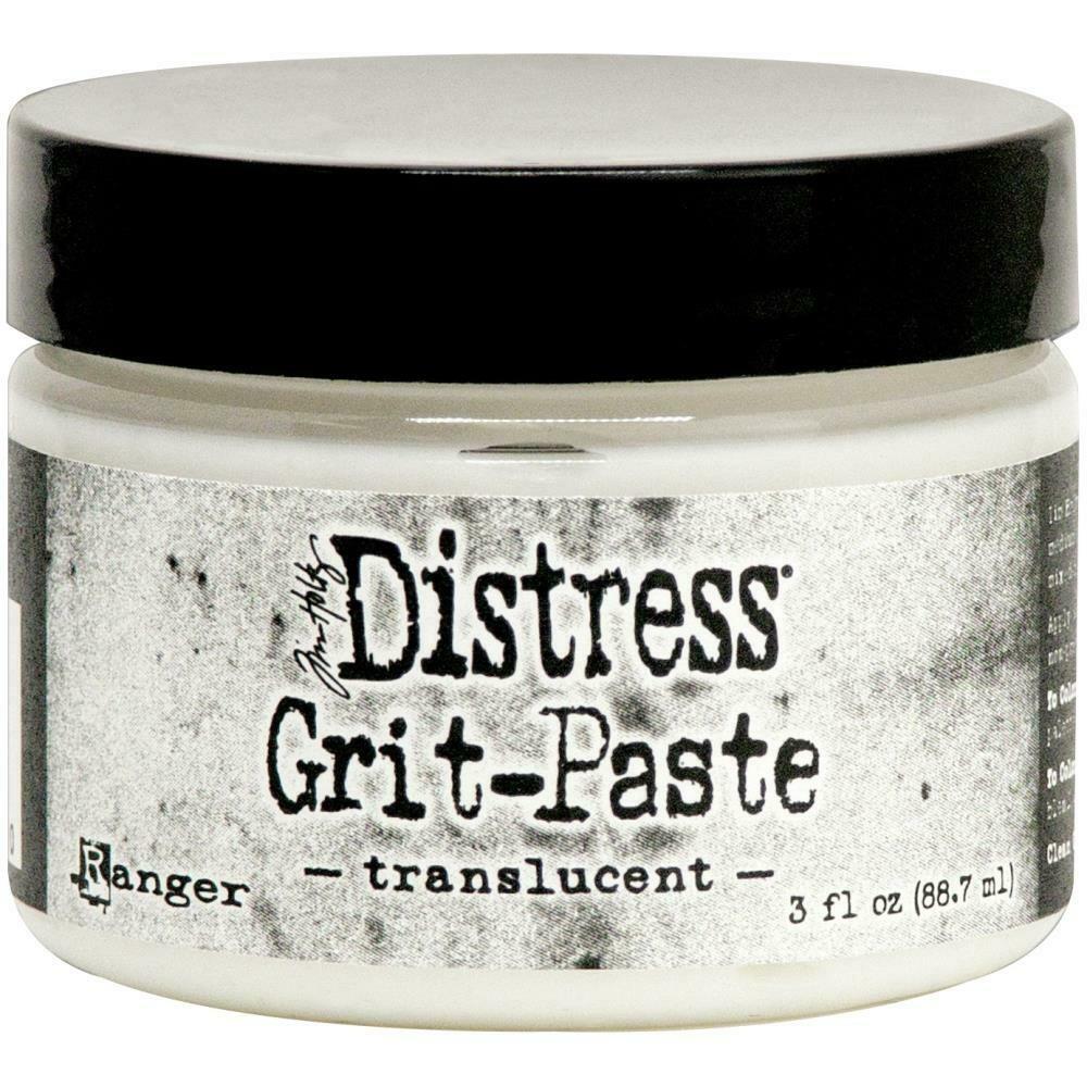 Tim Holtz Distress Grit Paste Translucent 3oz