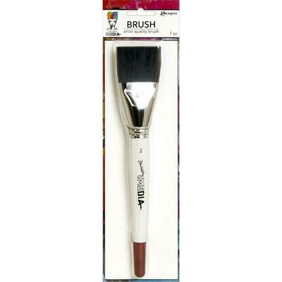 Dina Wakley Media Stiff Bristle Brush 2