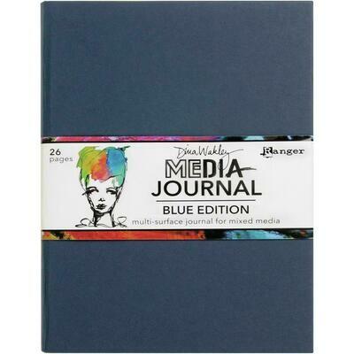 Dina Wakley Media Journal 8