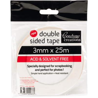 Couture Creations double sided tape 3mm
