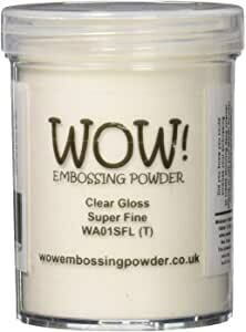 WOW Embossing Powder assorted