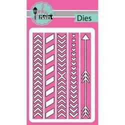 Pink & Main Dies Assorted