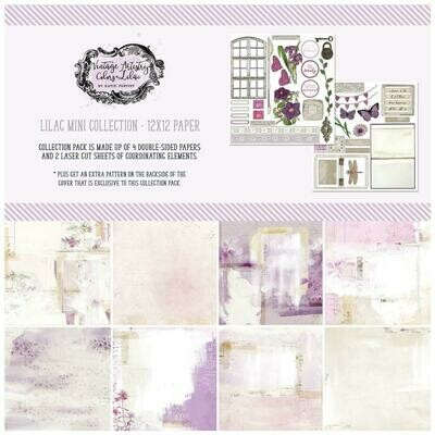 49 and Market Vintage Artistry Lilac Collection - assorted