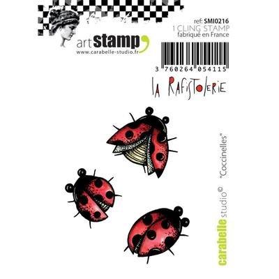 Carabelle Art Stamp 2.75