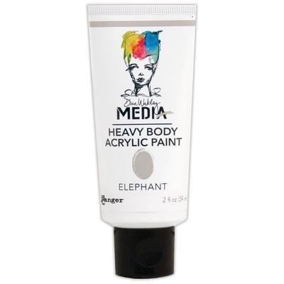 Dina Wakley Media Acrylic Paint Heavy Body 2oz