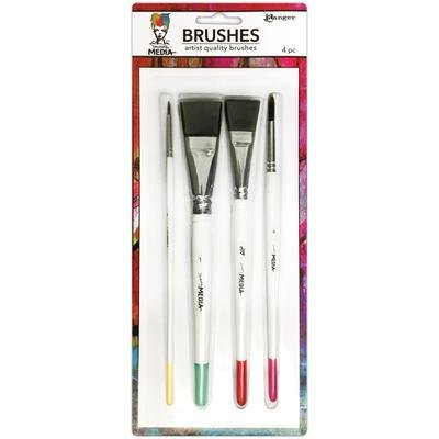 Dina Wakley Media Brushes