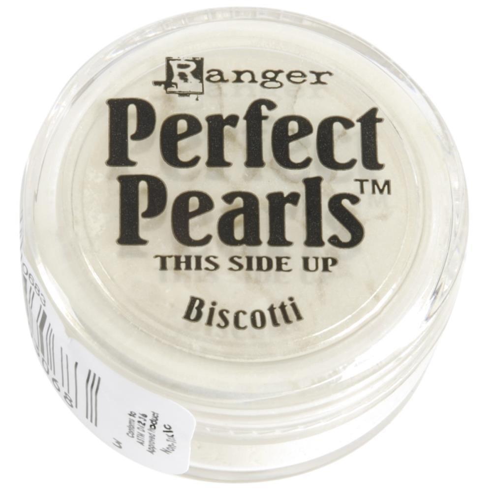 Ranger Perfect Pearls Pigment Powder Biscotti