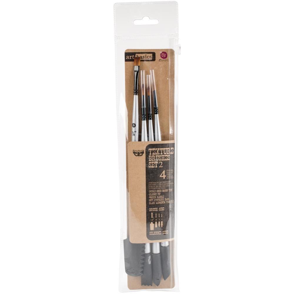 Finnabair Art Basics Double-Ended Brush Set