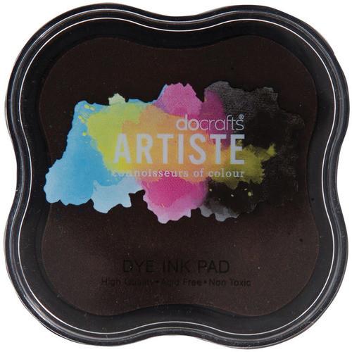 Artiste Dye Ink Pad Chocolate