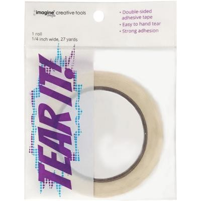 Tear It! Double-Sided Adhesive Tape
