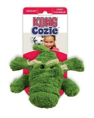 Kong® Cozie Dog Toys (Medium)