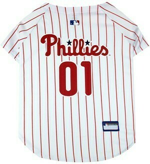 MLB Jersey - Philadelphia Phillies