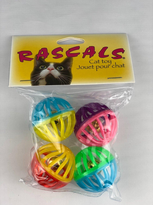 "1.5"" Lattice Balls - Rascals - 4 pk"