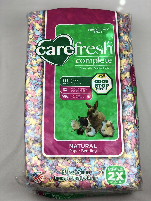 Carefresh Complete Natural Premium Soft Bedding - Confetti