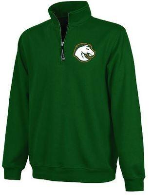 Charles River 1/4 Zip Fleece Pullover -Choice of Logo