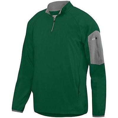 Preeminent 1/4 Zip Pullover with Douglass Logo