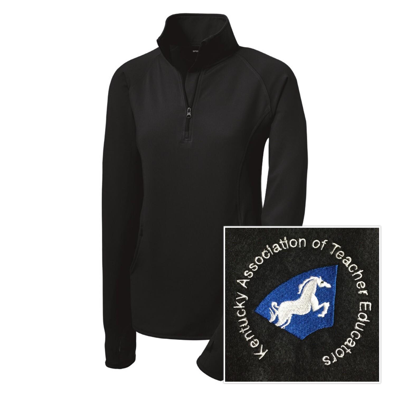 Unisex Sport-Wick® Stretch 1/2-Zip Pullover