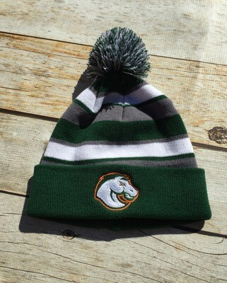 Comeback Beanie with choice of logo