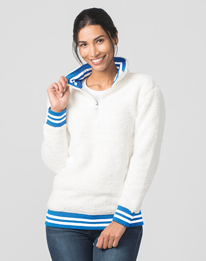 Varsity Sherpa with choice of logo or monogram