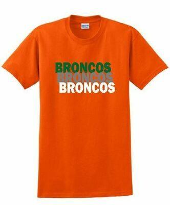 Broncos Short Sleeve T-shirt