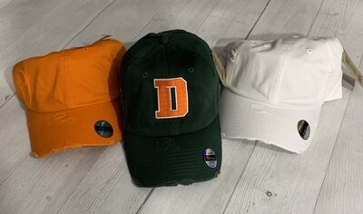Vintage Baseball Hat with Douglass D
