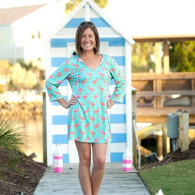Tickled Pink Women's Tunic