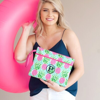 Sweet Paradise Zip Pouch