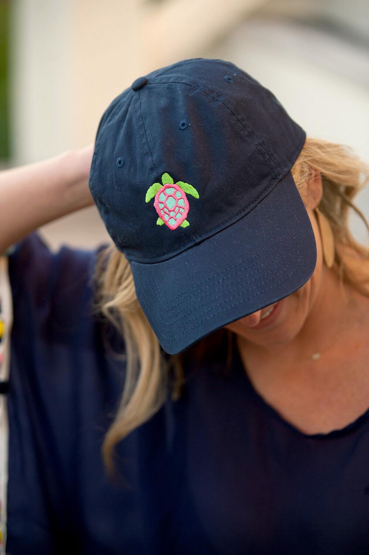 Turtle Navy Cap
