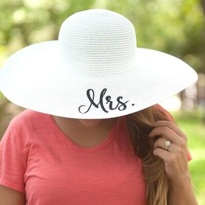 Mrs. Floppy Hat