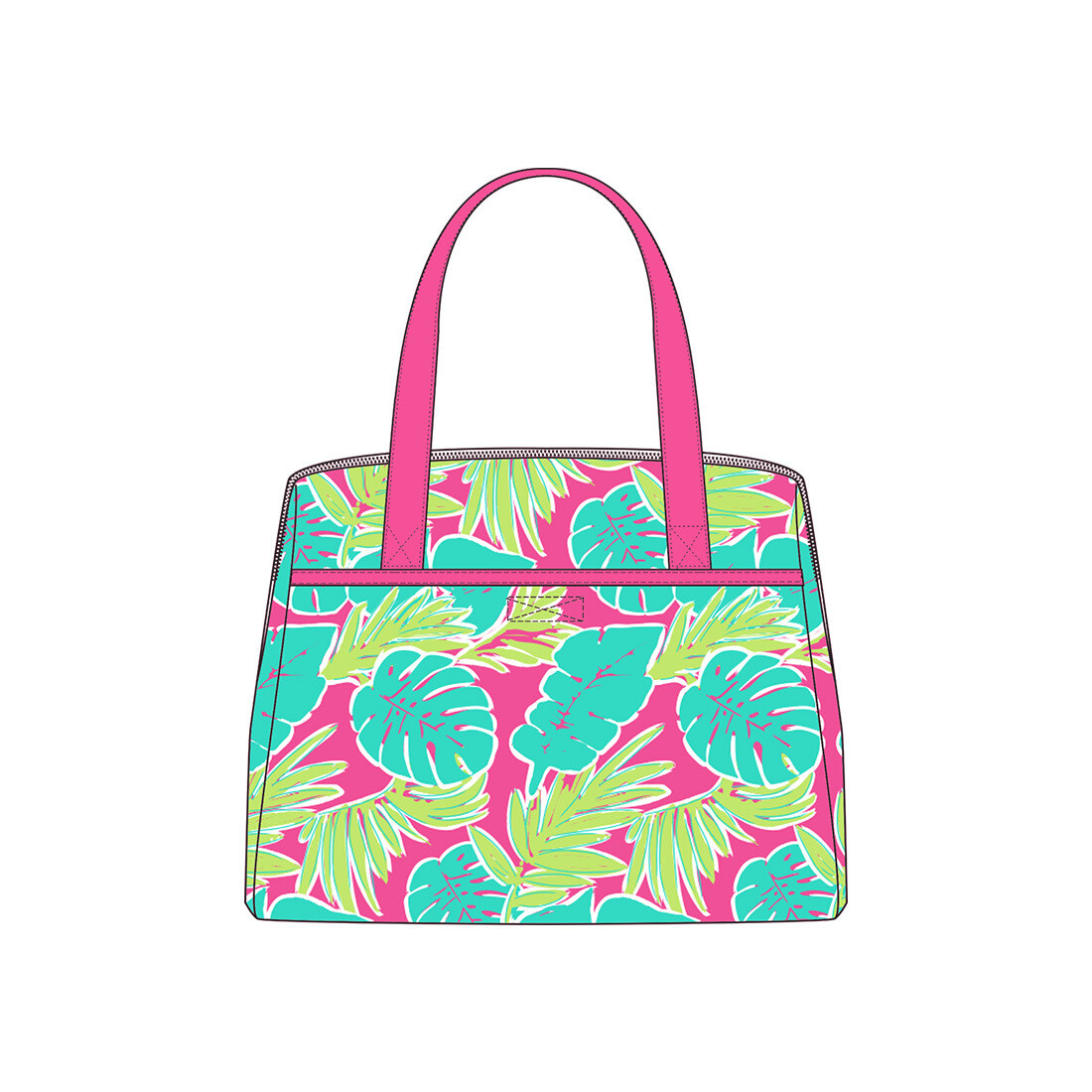 Totally Tropics Cooler Tote