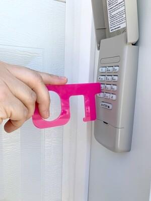 PRE-ORDER Pink Hands-Free Keychain
