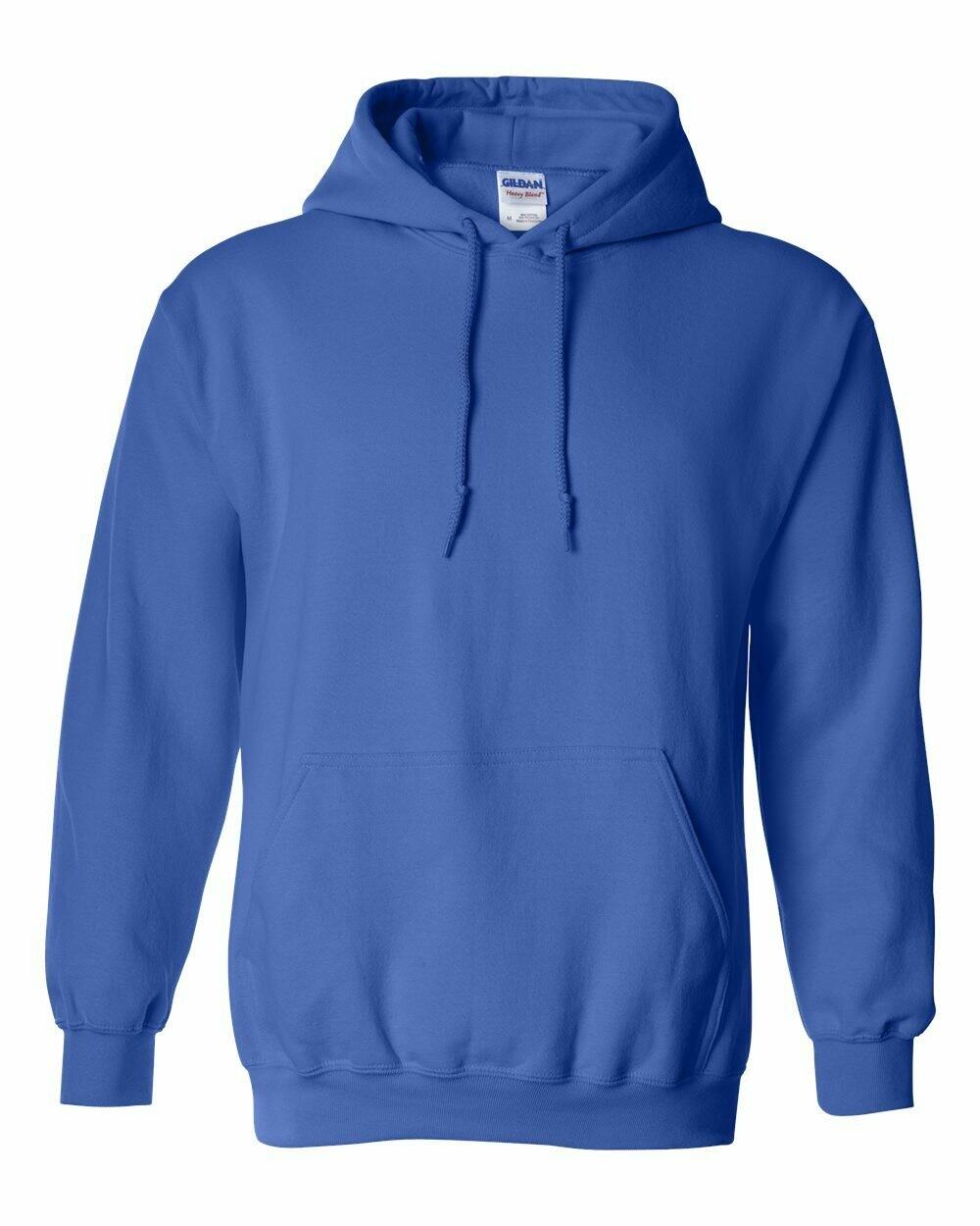 Adult Gildan Heavy Blend Hooded Sweatshirt - (LPCS)