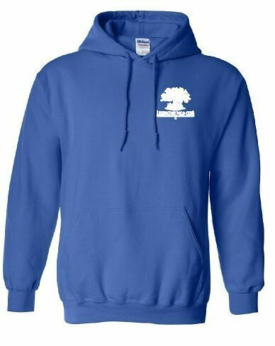 Adult Gildan Heavy Blend Hooded Sweatshirt -Left Chest (LPC)