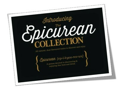 All in ONE. Epicurean Tasting Box (Pack of 20)