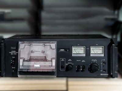 Stereo Cassette Sansui SC 1110 VENDUTO