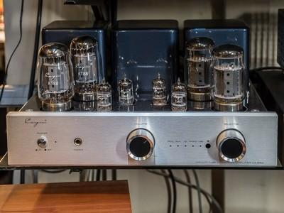 Cayin vacuum tube integrated amplifier CS-55a VENDUTO