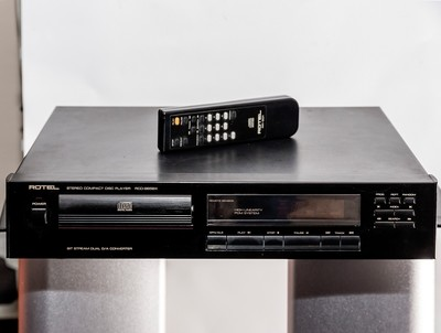 COMPACT DISC PLAYER ROTEL RCD-965BX