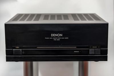 Amplificatore Denon POA -2200+Pre-amplificatore Denon PRA-1100