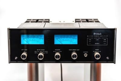 Amplificatore Mc Intosh MC 2125+MC Intosh C29 Preamplifer VENDUTO